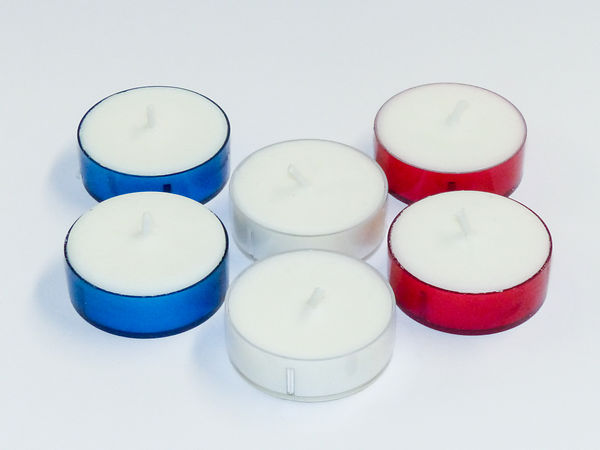 Mini Soy Wax Tealights x 80
