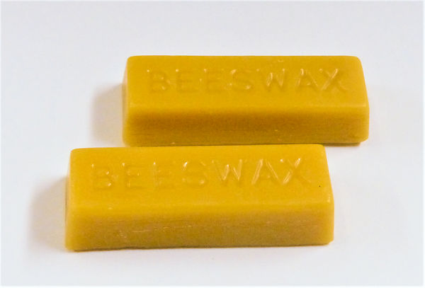 Pure Beeswax Blocks - Pack of 8