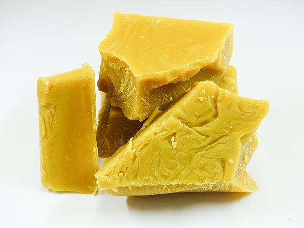 Pure British Beeswax - Block Form