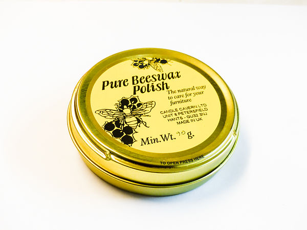 Pure Beeswax Polish