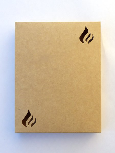 Tealight Presentation Box - Card (holds 12)