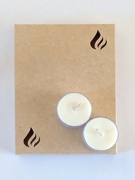 Tealight Presentation Box - Card (holds 12)
