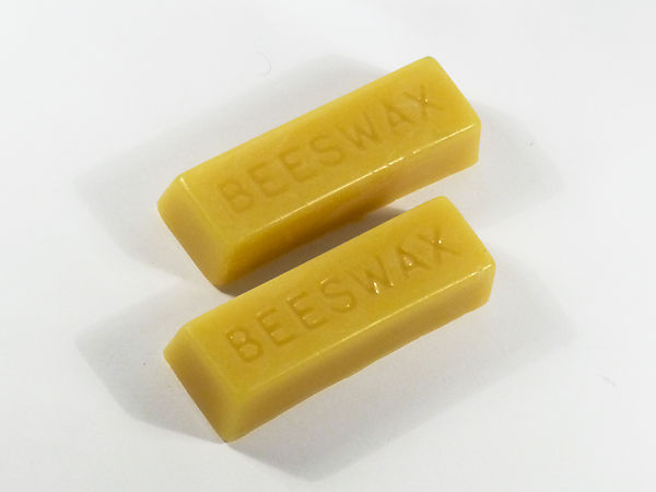 Pure Beeswax Blocks x 2